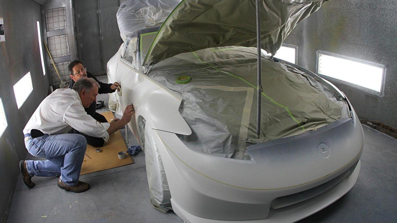 Nissan BRE 370Z 05.05.2010