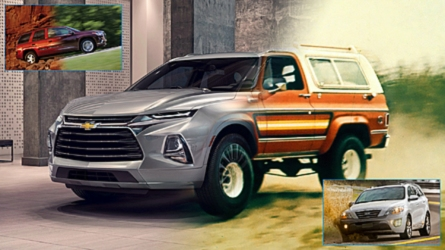 These 12 SUVs Went Soft And Became Crossovers