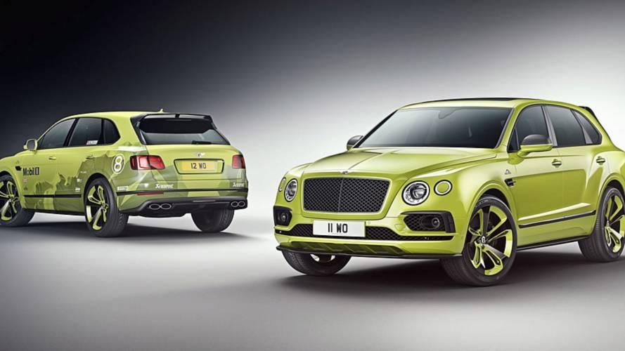 Egyedi kiadással ünnepli a Bentley a Pikes Peaken elért rekordot