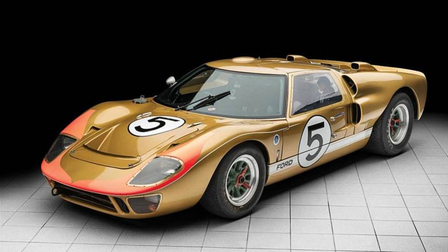 Ford's 1966 Le Mans GT40 could sell for £9m
