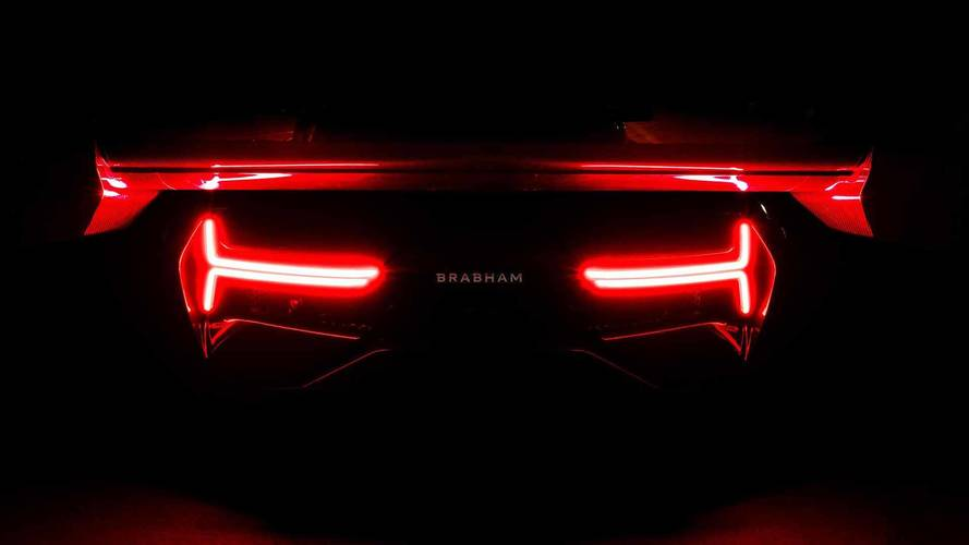 Brabham Provides First Glimpse Of New Supercar, Teases Specs