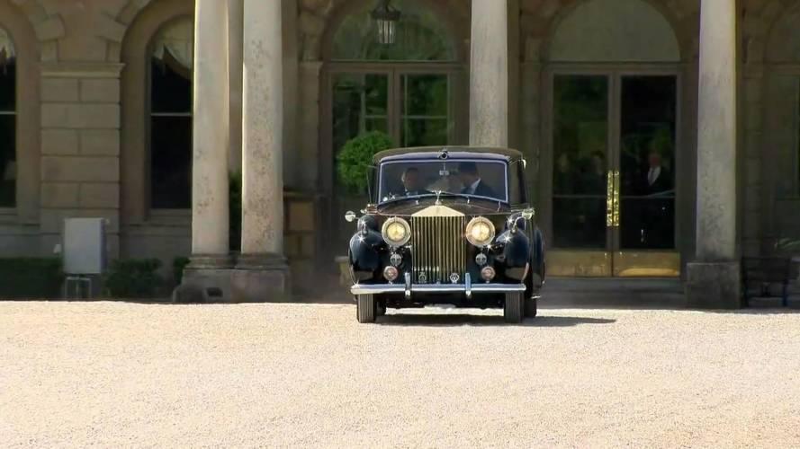 The Queen's Rolls-Royce Phantom IV