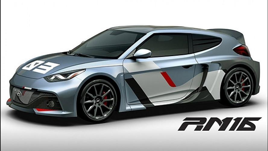 Hyundai RM16 N, verso le sportive di domani