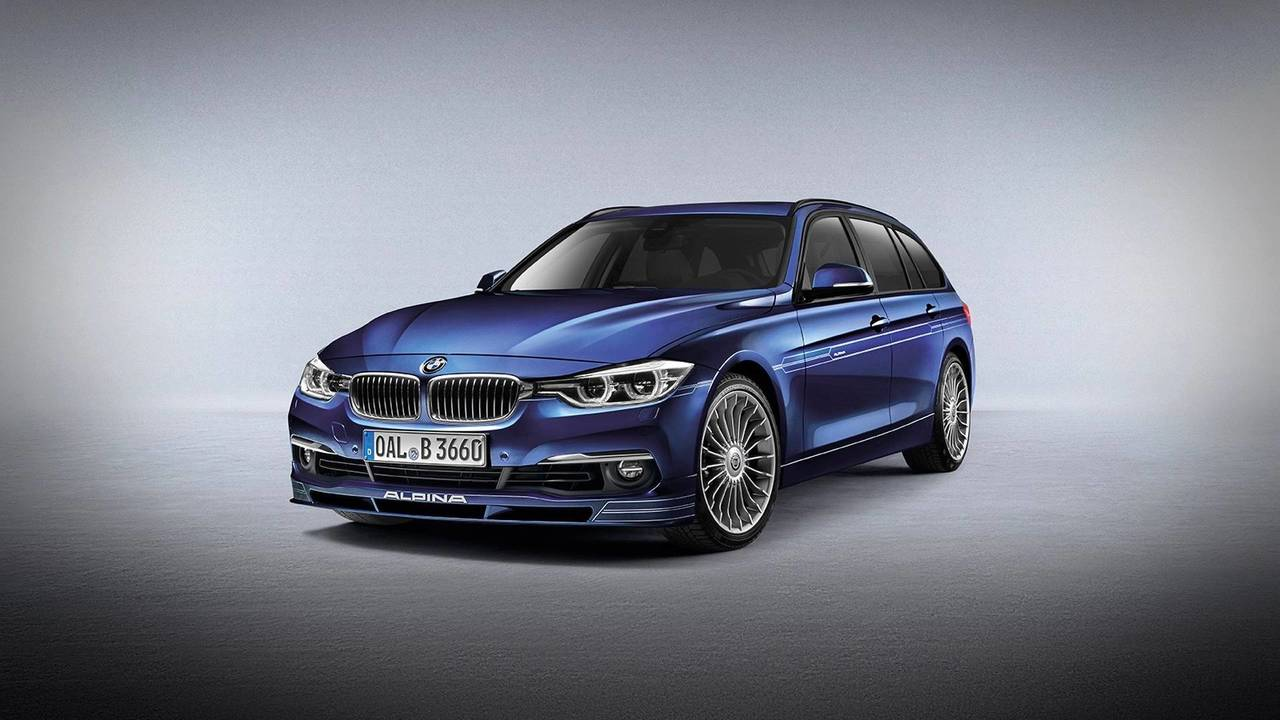 10. Alpina B3 S Biturbo : 4,3 secondes
