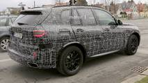 2019 BMW X5 spy photo