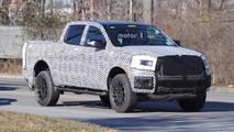 2019 Ford Ranger FX4 Spy Photos