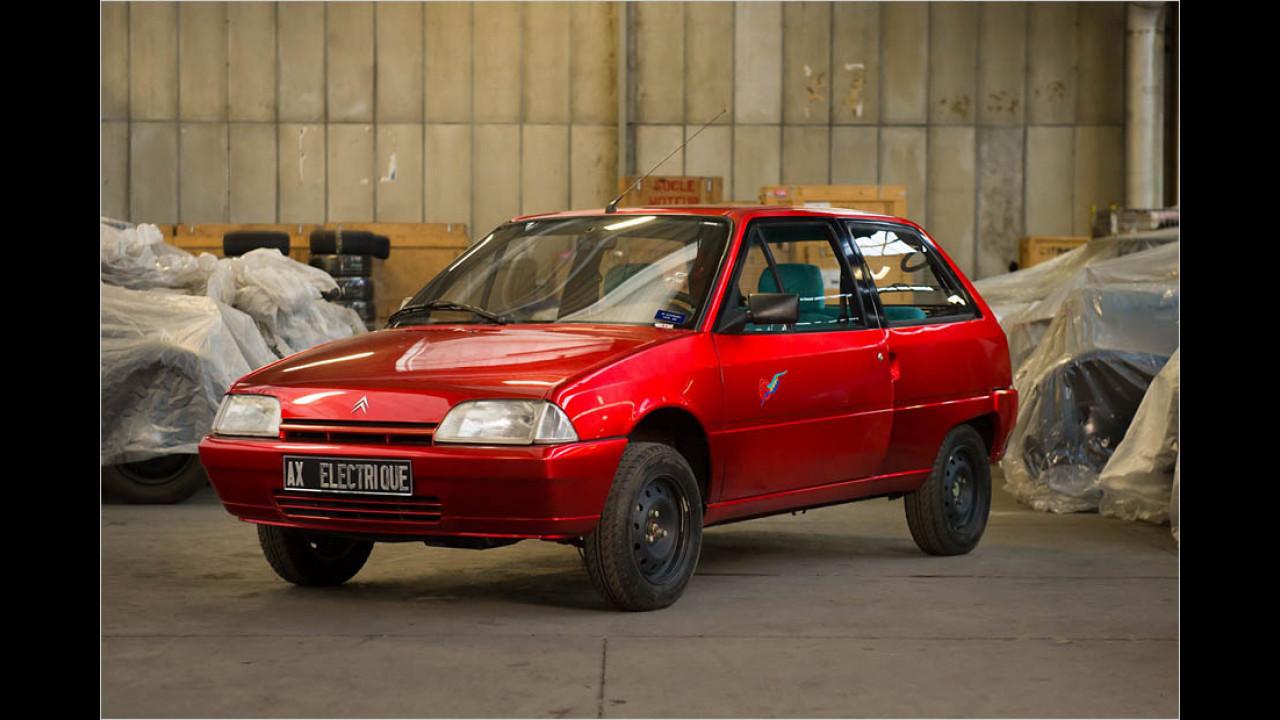 1995 Citroën AX Électrique