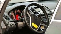 Spy Photo: Opel Vectra Interior
