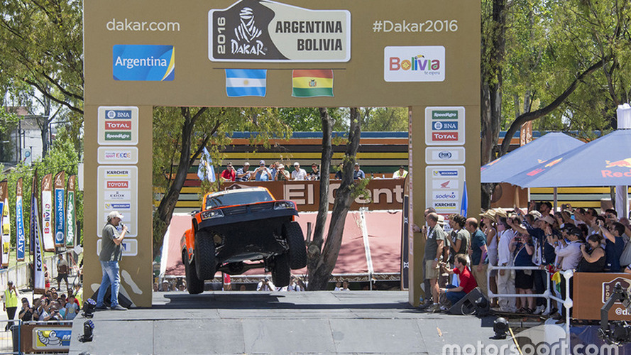 Relive the 2016 Dakar Rally in 50 stunning images