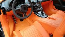 Bugatti Veyron Super Sport Sang Noir - 12.8.2011