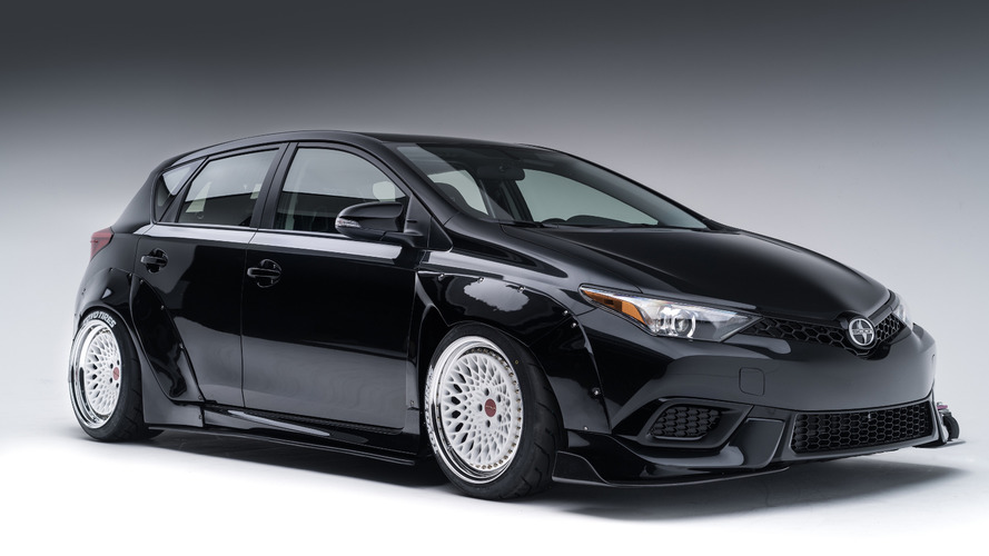Scion iM gets tuned for SEMA