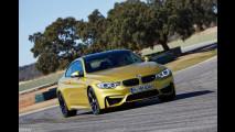 BMW M4, le prime foto