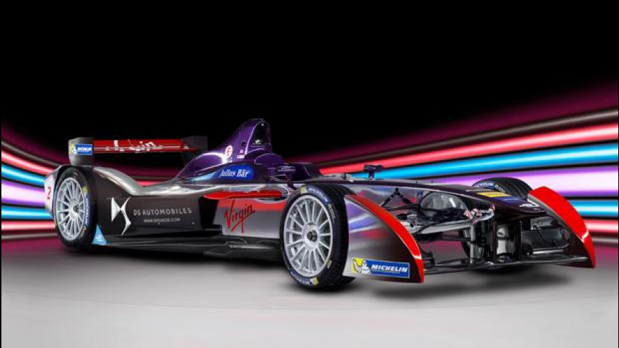 DS Virgin Racing pronta per la Formula E di Pechino