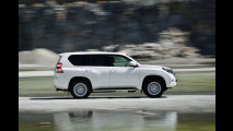 Toyota Land Cruiser restyling