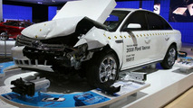 Crash Tested Ford Taurus to be Displayed at New York Auto Show