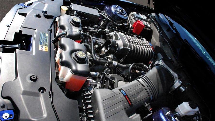Ford Racing 624hp supercharger kit for 2011 Mustang 5.0 announced