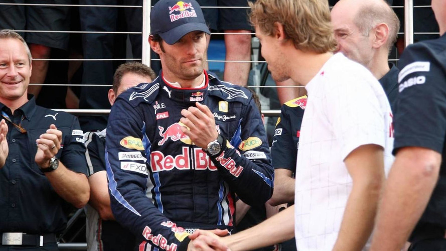 Vettel 'will miss' Webber rivalry