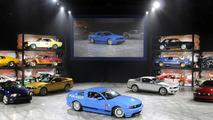 2010 Ford Mustang debut in Los Angeles