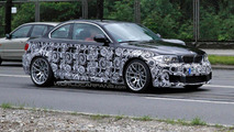 2011 BMW 1-Series M spy photo
