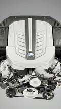 BMW 6.0 Liter V12 Twin-Turbo Engine