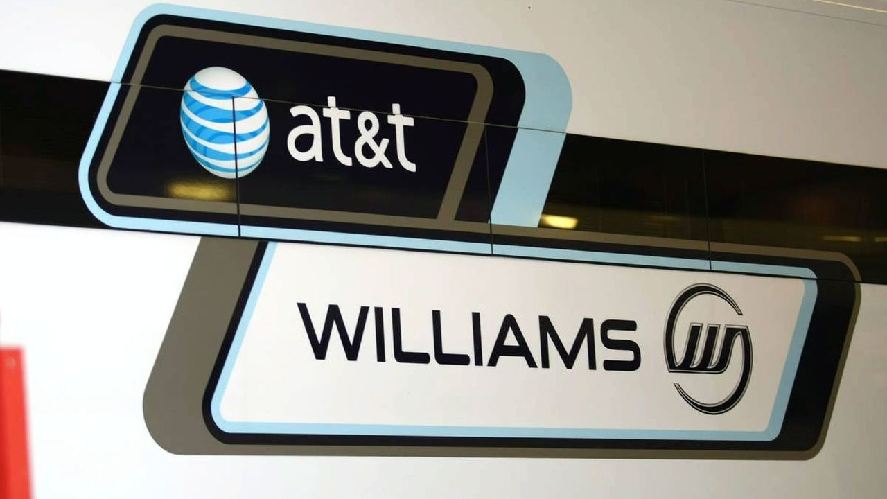 at&t Williams f1 Team Logo