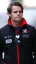 Andy Soucek (ESP), Test Driver, Virgin Racing - Formula 1 Testing, 25.02.2010, Barcelona, Spain