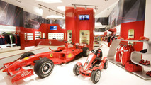 New Ferrari store opens at Nurburgring