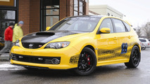 Custom Subaru Impreza WRX STI for Travis Pastrana