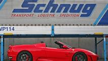 Wimmer RS Program for Ferrari 430 Scuderia 16M Spider