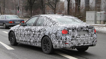 2012 BMW 3-Series spy photos