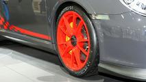 2010 Porsche 911 GT3 RS World Debut at 2009 Frankfurt Motor Show