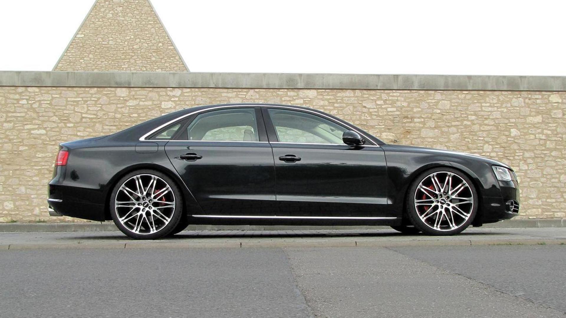 Седан Audi A8 4.2 V8 от Senner Tuning