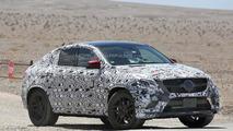 2016 Mercedes-Benz ML Coupe spy photo