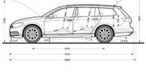2015 Volkswagen Passat (Euro-spec)