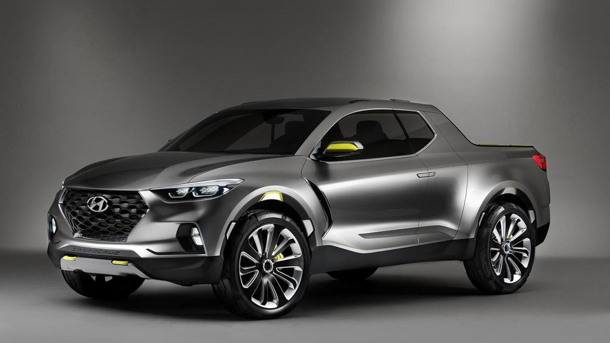 Hyundai Santa Cruz - La version commerciale est validée