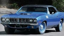 1971 Plymouth Hemi Cuda Convertible for sale