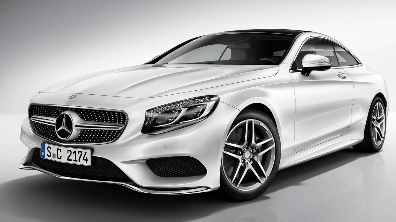 2014 mercedes benz s class coupe amg line kit detailed for 2014 mercedes benz s class sedan
