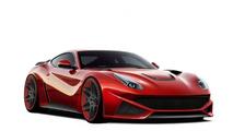 Novitec Rosso F12 N-LARGO teased
