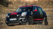 MINI Countryman with off-road design package 19.11.2012