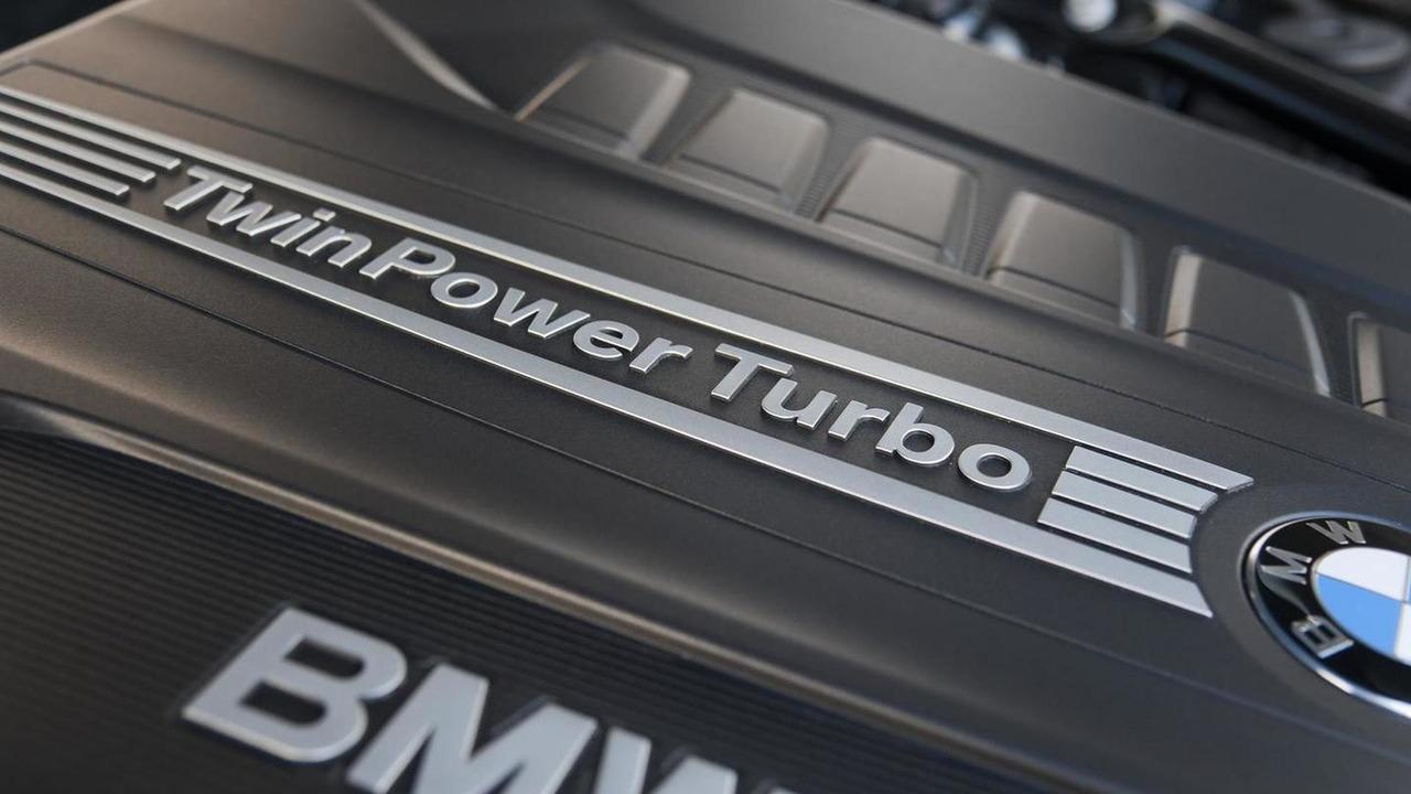 BMW 640d xDrive's 3,0 liter Diesel Inline Six-Cylinder Engine featuring BMW TwinPower Turbo Technology
