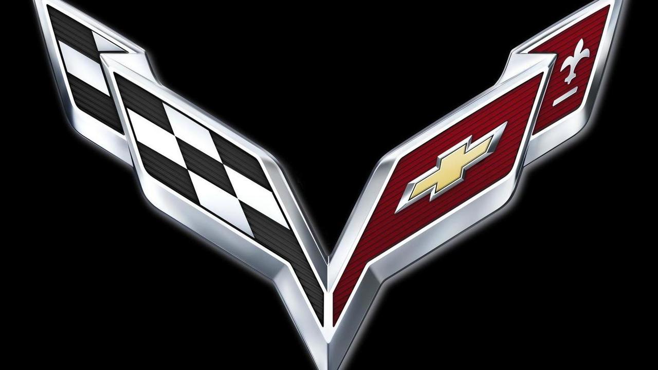 Chevrolet Corvette C7 logo