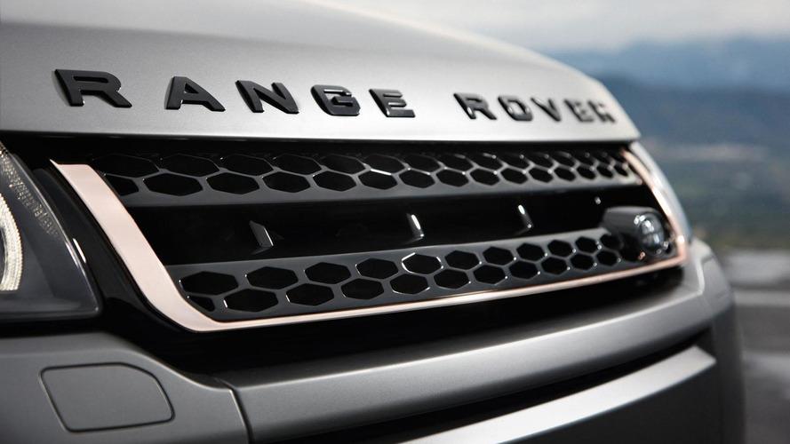Victoria Beckham helps design Range Rover Evoque Special Edition [videos]