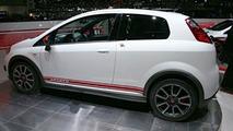 Fiat Grande Punto Abarth at Geneva