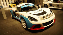 2012 Lotus Exige R-GT live in Frankfurt 13.09.2011