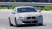 Peugeot 508 2019: fotos espía