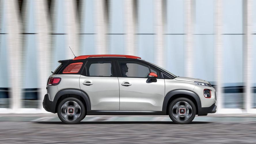 Citroën C3 Aircross 2017