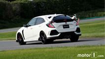 Honda Civic Type R (2017) - test drive