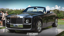 Rolls-Royce Sweptail Cabrio Tasarım Yorumu