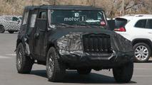 2018 Jeep Wrangler casus fotoğrafları