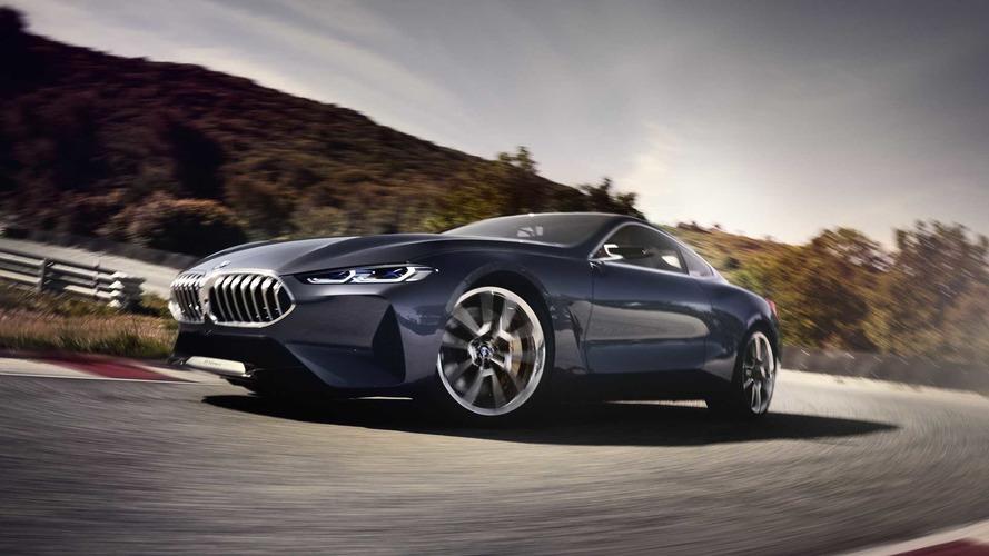 BMW Série 8 - Le grand retour!